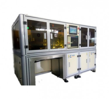 Knob fully automatic assembly equipment
